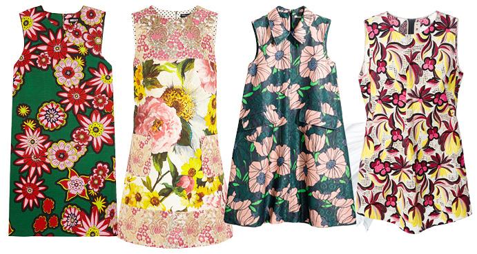 Модные платья весна лето 2015 фото 3