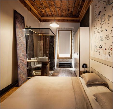 Международная Школа Дизайна – о бутик-отелях Стамбула | галерея [1] фото [5]