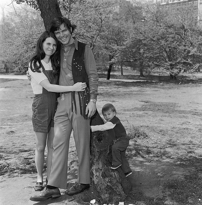 Семейство Слэйтеров в 1970-е