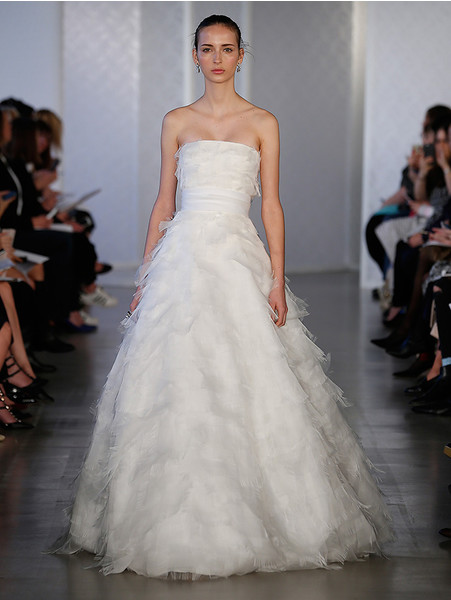 Лучшие коллекции Недели свадебной моды | галерея [3] фото [22]