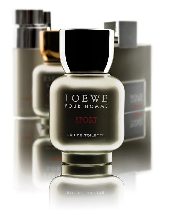 Туалетная вода Loewe Pour Homme Sport