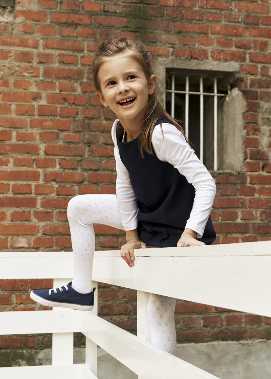 Капсульная коллекция школьной формы H&M Mini Back to School