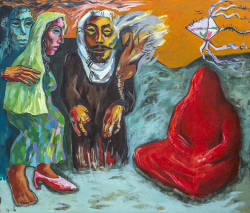 Реза Хазаре, «Ностальгия», 2009