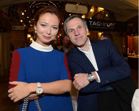 Елена Захарова и Олег Кайдалов