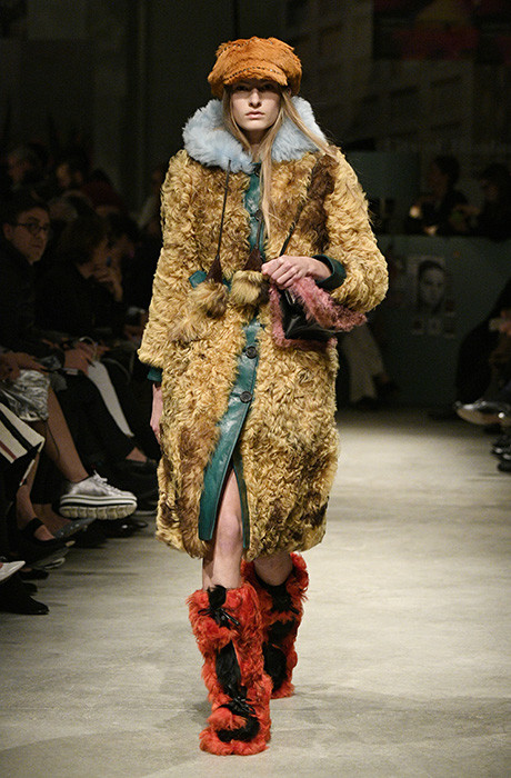 Главное о показе Prada в Милане