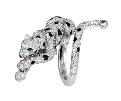 Cartier празднует столетие появления символа партеры в ассортименте бренда