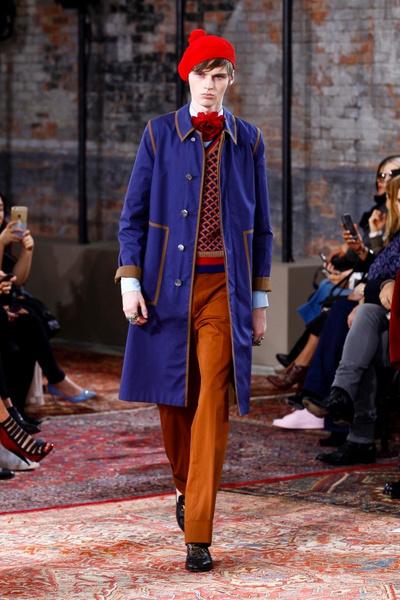 Дом Gucci представил новую круизную коллекцию 2016 | галерея [2] фото [36]