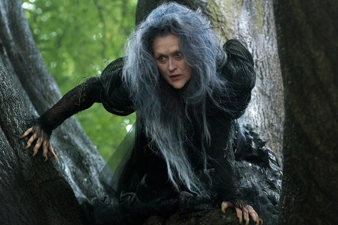 «Чем дальше в лес...» (Into the Woods)