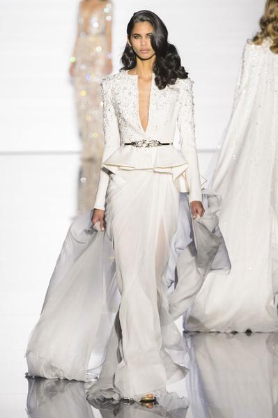 Показ Zuhair Murad Haute Couture | галерея [1] фото [26]