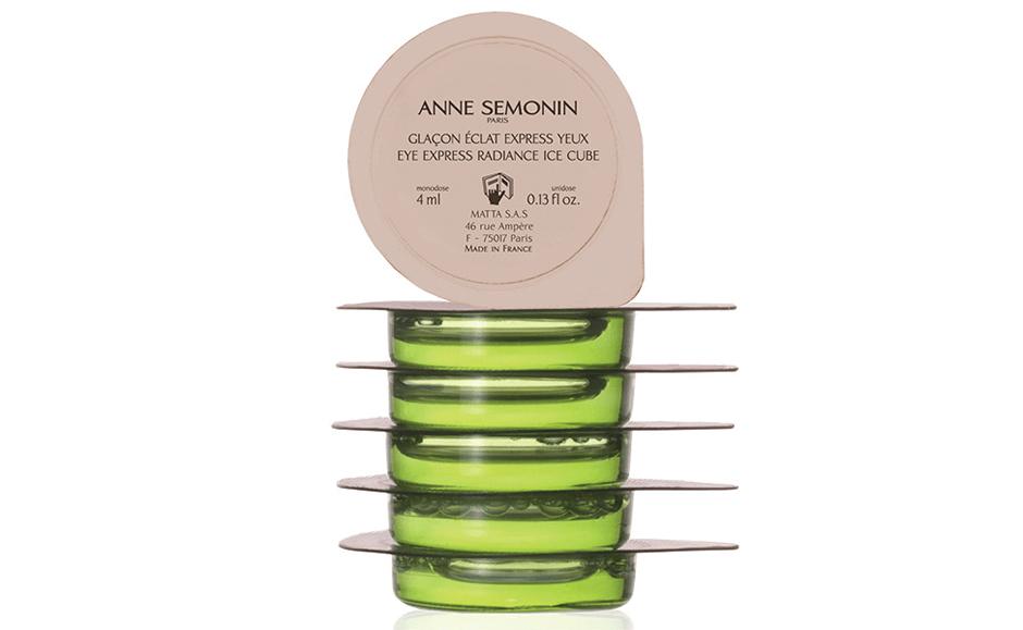 Кубики льда для мгновенного сияния кожи от Anne Semonin