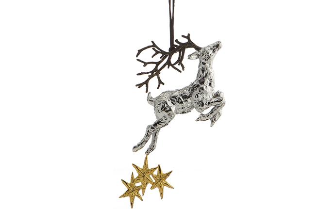 Декоративное украшение «Рождественский олень»