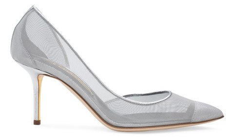 Известные дизайнеры создали свадебные модели обуви | галерея [1] фото [2]