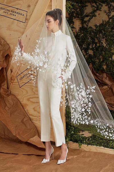Лучшие коллекции Недели свадебной моды | галерея [7] фото [7]