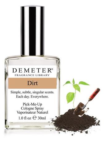 Demeter Fragrance Library, Dirt