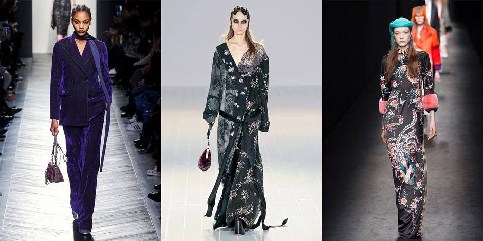 Bottega Veneta, Marc Jacobs, Gucci