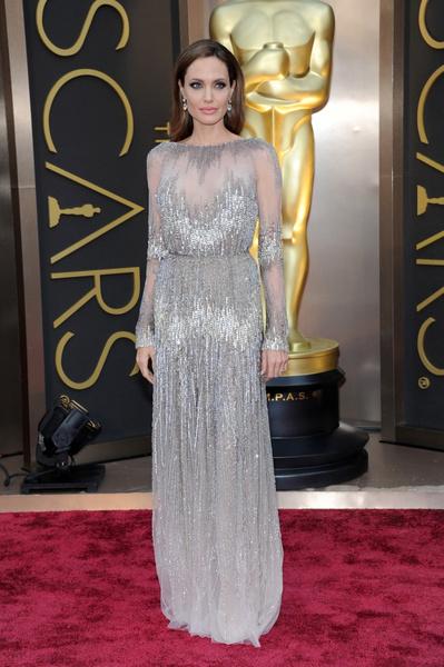 Анджелина Джоли в Elie Saab