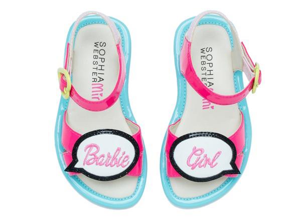 Модные детские сандалии от Sophia Webster
