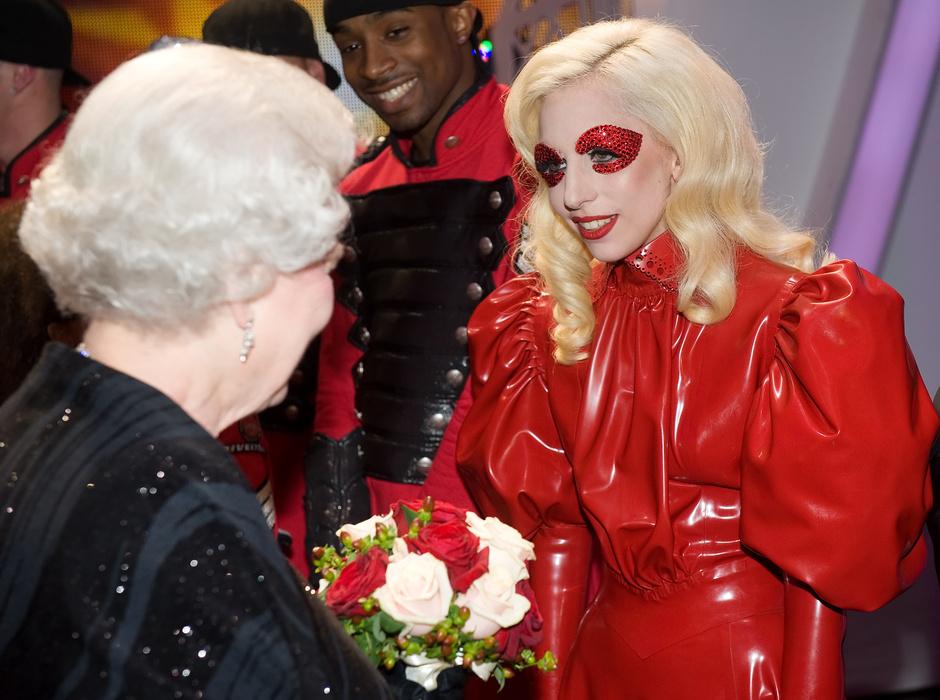Леди Гага 2009