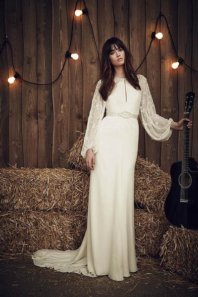 Лучшие коллекции Недели свадебной моды | галерея [6] фото [5]