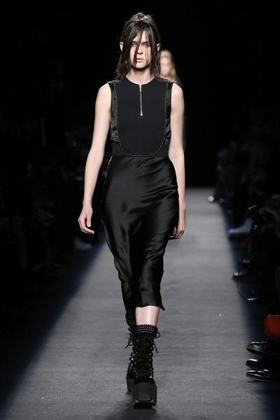 Неделя моды в Нью-Йорке: лучшие показы уикенда | галерея [1] фото [6]