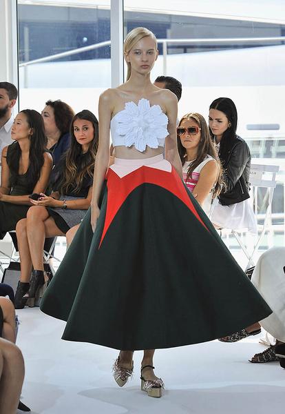 Неделя моды в Нью-Йорке: день девятый | галерея [1] фото [13]