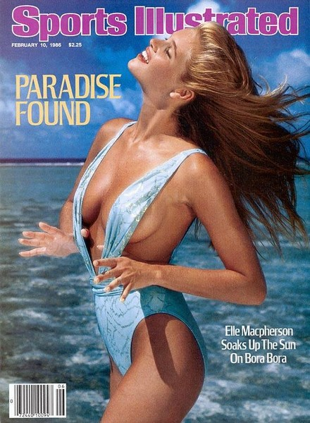 Опубликована обложка нового номера Sports Illustrated Swimsuit Issue | галерея [1] фото [30]