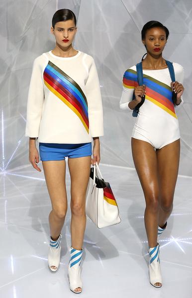 Неделя моды в Лондоне: день пятый | галерея [1] фото [5]
