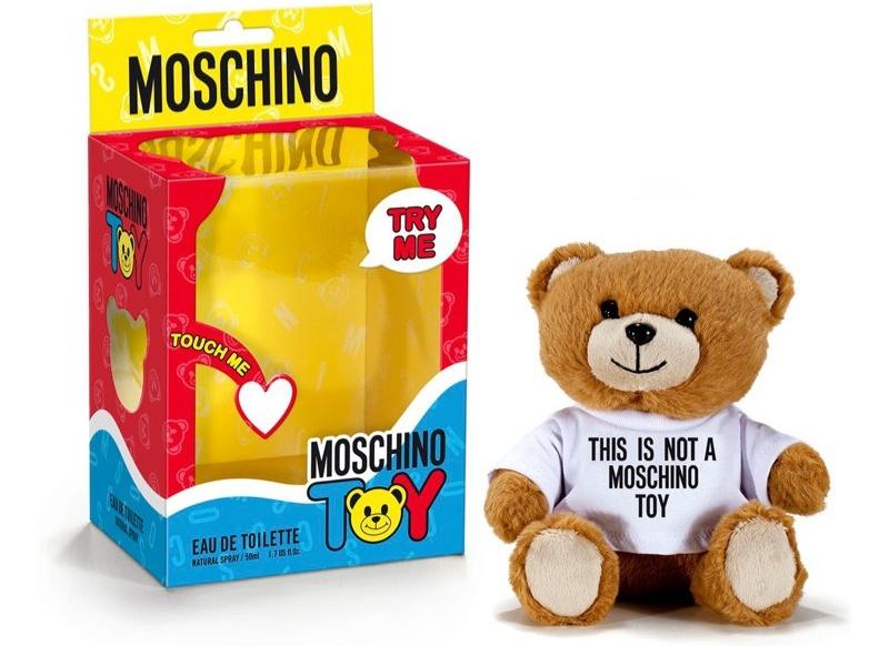 Унисекс-аромат от Moschino