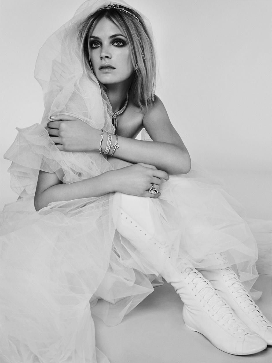 свадебная мода 2015