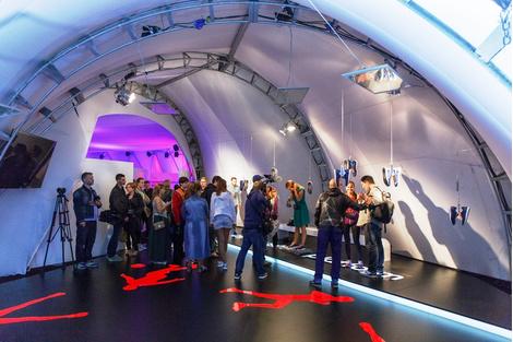 В Москве прошла выставка adidas climalab