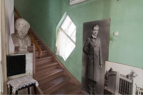 Дом Мельникова