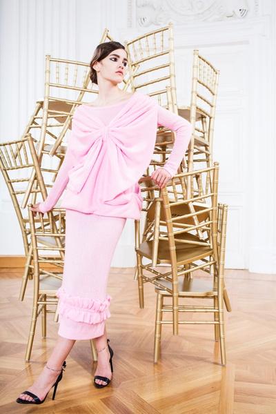 Лукбук осенне-зимней коллекции Ester Abner | галерея [1] фото [3]