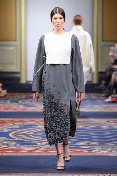 Показ осенне-зимней коллекции Ruban на Mercedes-Benz Fashion Week RussiaПоказ осенне-зимней коллекции Ruban на Mercedes-Benz Fashion Week Russia | галерея [2] фото [26]