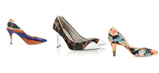 Туфли-лодочки от Zara, Jason Wu и Loeffler Randall