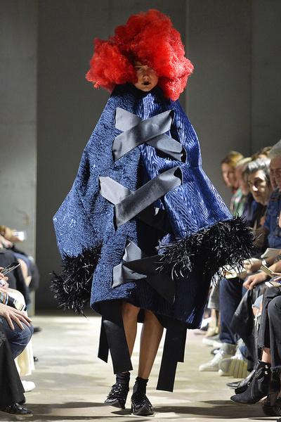 Неделя моды в Париже: день пятый | галерея [4] фото [2]