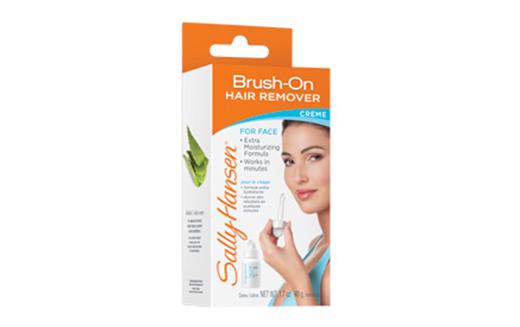 Крем для удаления волос на лице Sally Hansen, Brush-On Hair Remover for Face