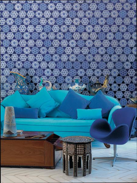 Средиземноморский стиль в интерьере: декор, советы | галерея [2] фото [9]