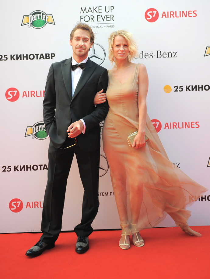 Артем Ткаченко и Александра Ребенок