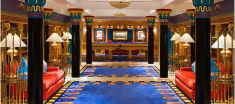 10 самых дорогих отельных номеров в мире | галерея [8] фото [4]