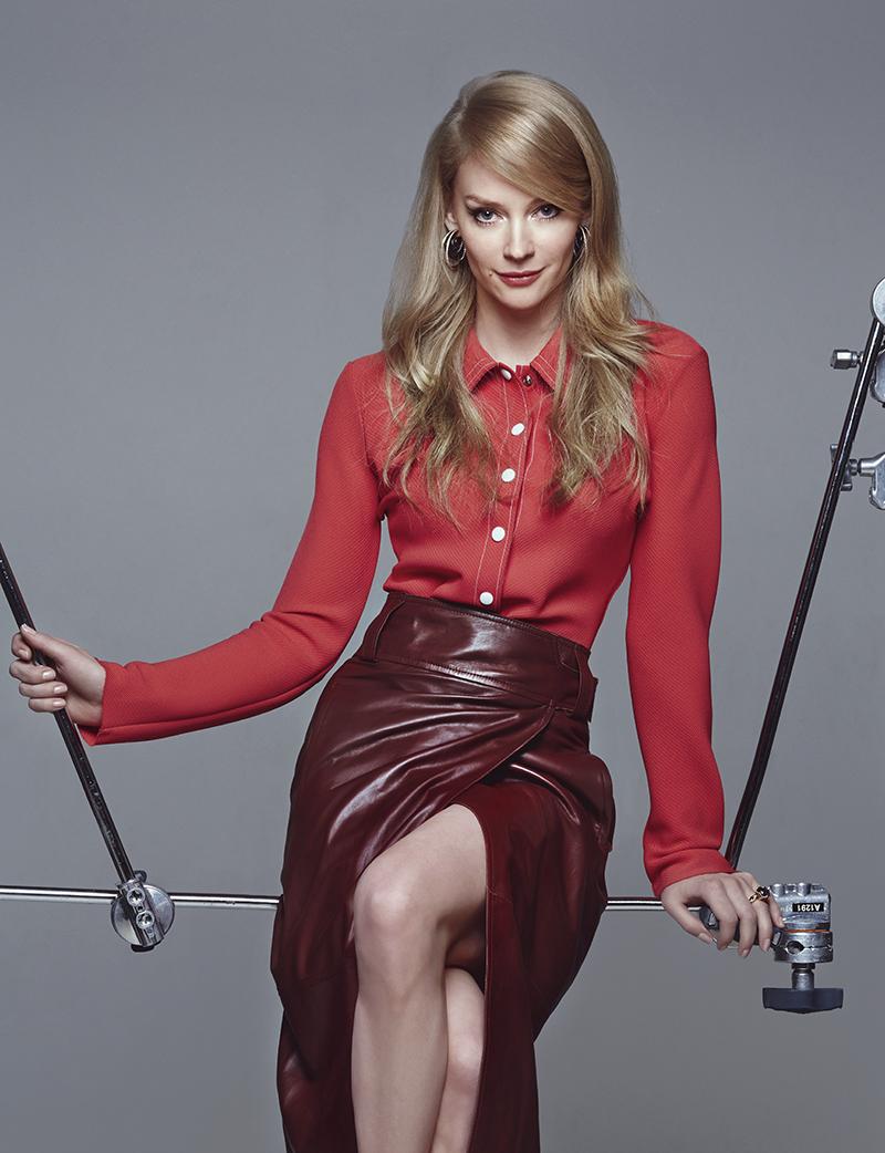 star trends: светлана ходченкова в модных бьюти-образах нового сезона