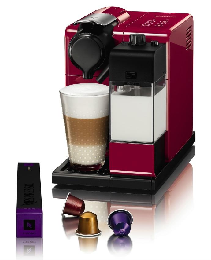 Кофемашины Lattissima Touch и Pixie Clips от Nespresso