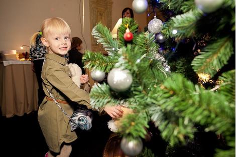Корпоративное мероприятие Hearst Shkulev Media для партнеров с детьми   галерея [1] фото [7]
