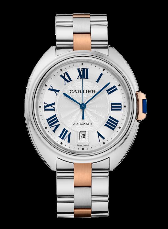 Ценность времени: новинки коллекции Clé de Cartier