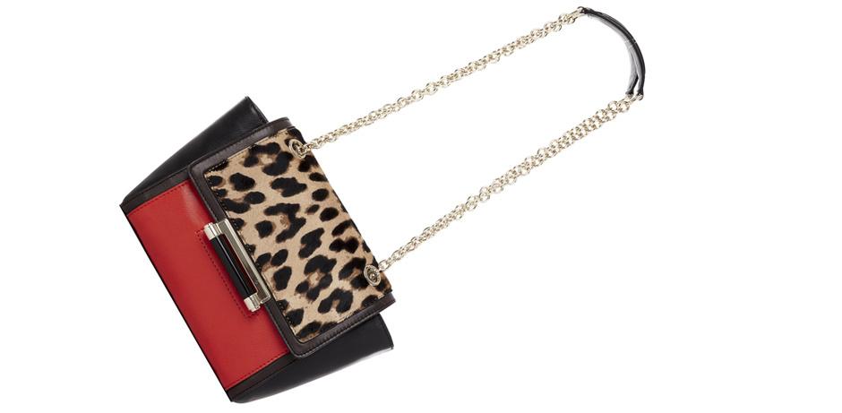Сумка-портфель Diane Von Furstenberg Mini 440