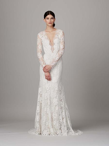 Лучшие коллекции Недели свадебной моды | галерея [2] фото [10]