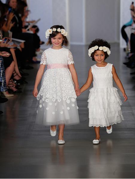 Лучшие коллекции Недели свадебной моды | галерея [3] фото [16]
