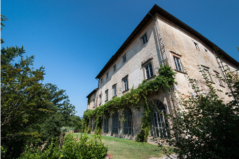 Вилла Марлия в Тоскане станет отелем   галерея [1] фото [12]