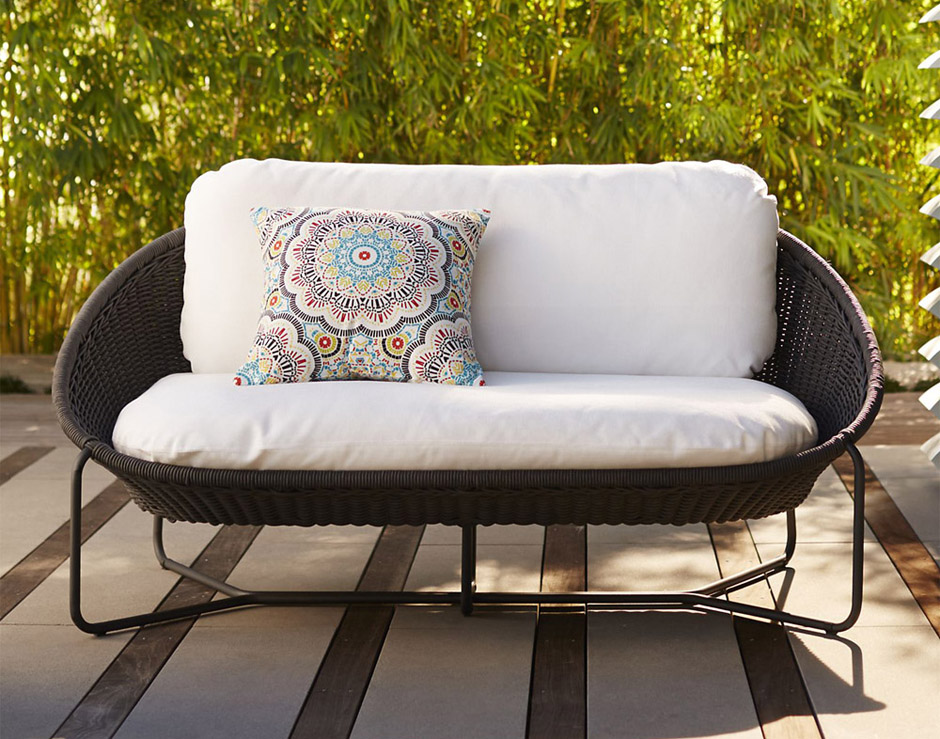 Коллекция уличной мебели Morocco, Crate and Barrel