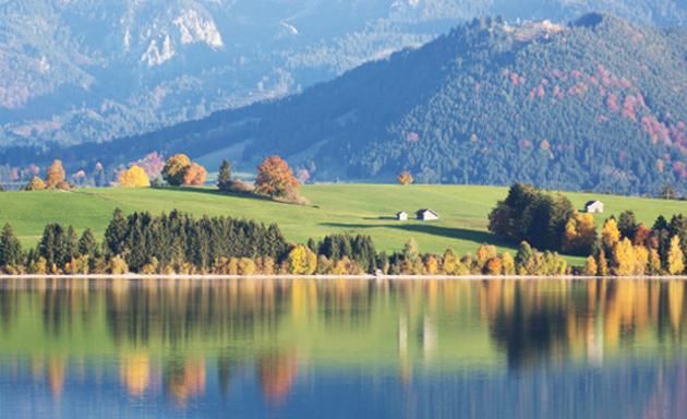 Озеро Вертзее