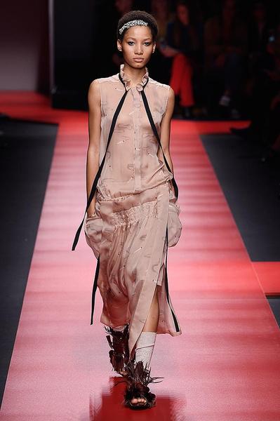 Неделя моды в Милане: день первый | галерея [2] фото [14]